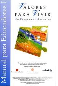 Manual para educadores I. Valores para vivir
