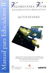 Textbook for teachers II. Values for living